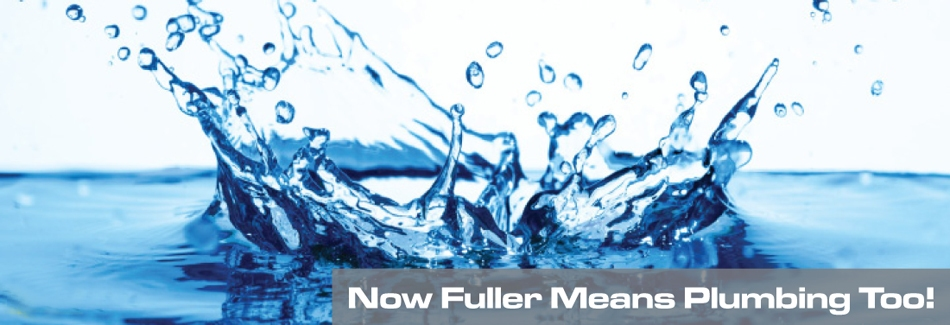 For Plumbing repair service in Muscle Shoals, AL, pick Fuller!