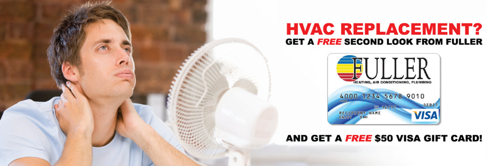 Win a $50 gift card with a second look at your Air Conditioning installation in Florence, AL.