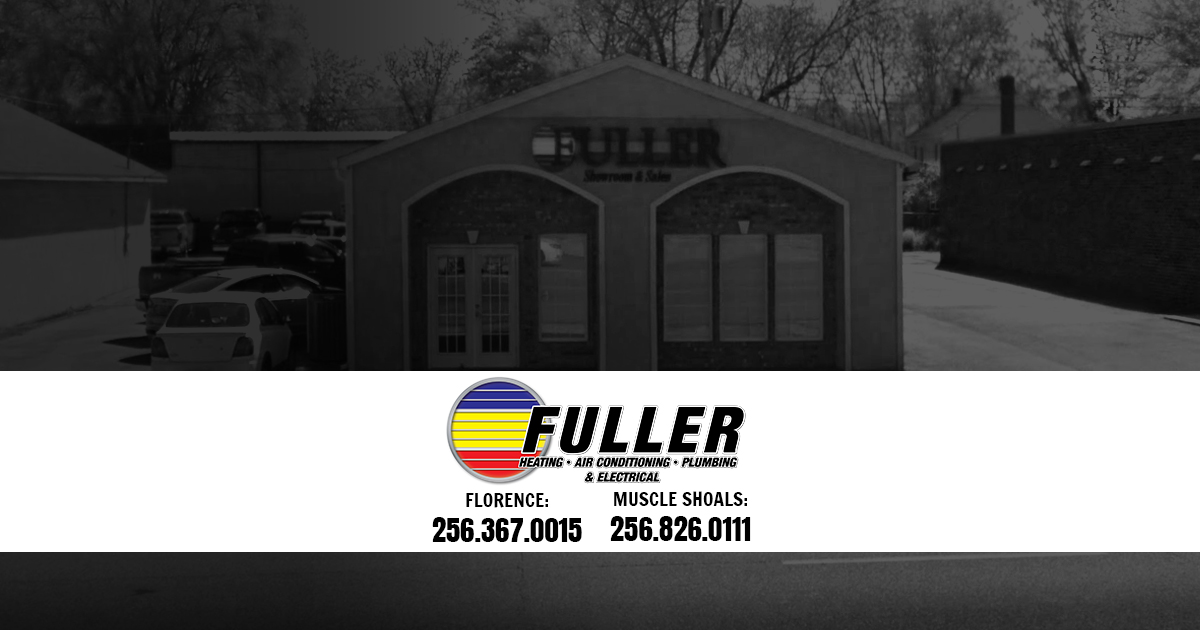 Plumber, Electrician & AC Repair Muscle Shoals AL | Fuller HVAC